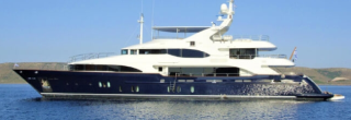 GREECE LUXURY MOTOR YACHT CHARTER